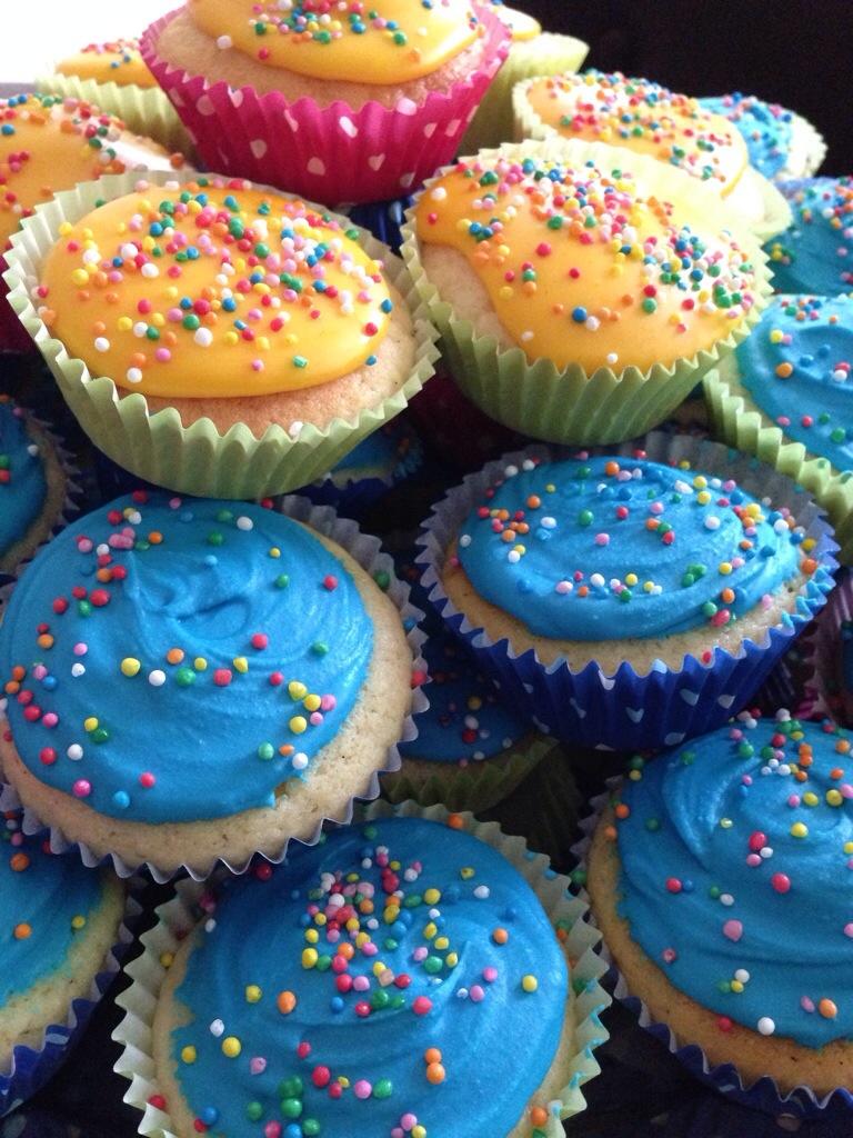 Patty Cakes Vs Cupcakes